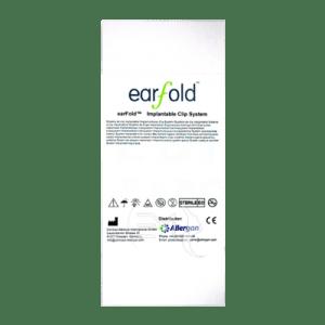 Earfold Implantable Clip System