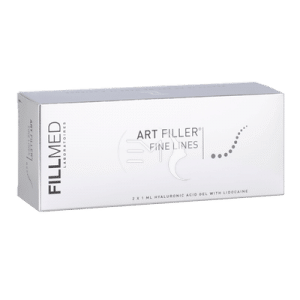 Fillmed (Filorga) Art Filler Fine Lines with Lidocaine (2x1ml)