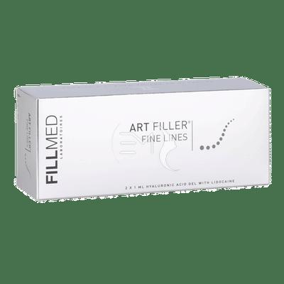 Fillmed (Filorga) Art Filler Fine Lines with Lidocaine (2x1ml)