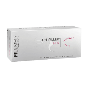 Fillmed (Filorga) Art Filler Lips with Lidocaine (2x1ml)