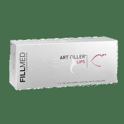 Fillmed (Filorga) Art Filler Lips with Lidocaine (2x1ml)
