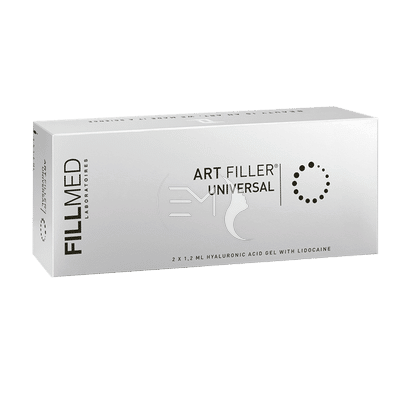 Fillmed (Filorga) Art Filler Universal with Lidocaine (2×1.2ml)