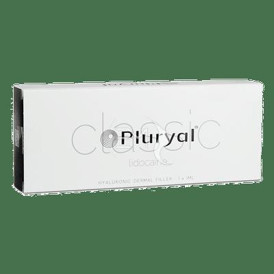 Pluryal Classic with Lidocaine (1x1ml)