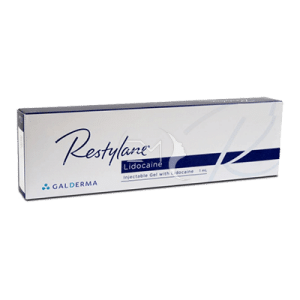 RESTYLANE® 1 ml with Lidocaine 1ml 1 pre-filled syringe Europe