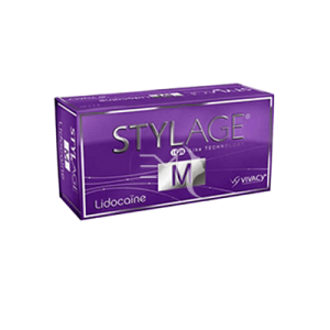 Stylage M with Lidocaine (2x1ml)