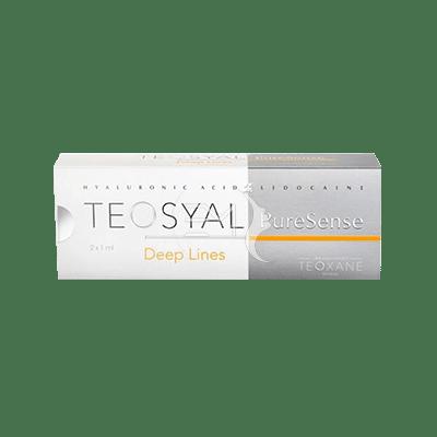 Teosyal Puresense Deep Lines (2x1ml)