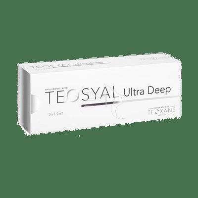 Teosyal Ultra Deep (2×1.2ml)