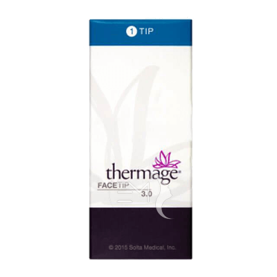 Thermage® 3.0cm² FACE TIP C1 900 REP