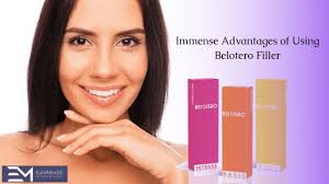 Immense Advantages of Using Belotero Filler