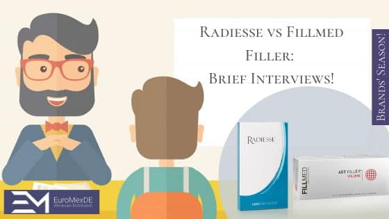 Radiesse vs Fillmed Filler: Brief Interviews!