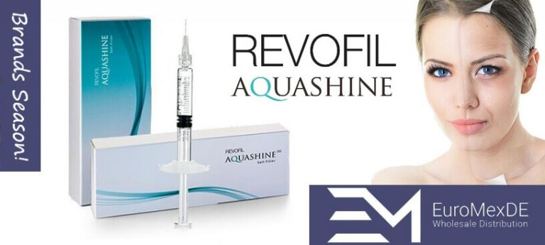 Revofil – Dermal Fillers With Biomimetic Peptides