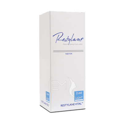 Restylane Vital Light Injector with Lidocaine 1ml