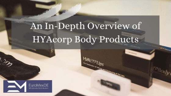 An In-Depth Overview of HYAcorp Body Products