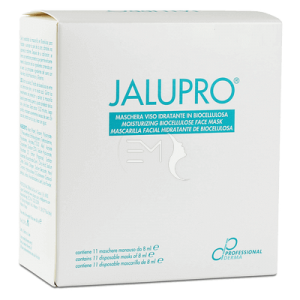 <Jalupro Moisturizing Biocellulose Face Masks (11x8ml)