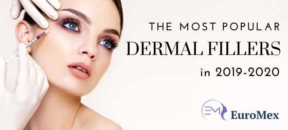 The Most Popular Dermal Fillers in 2019-2020