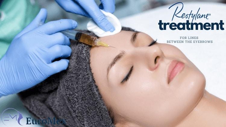Restylane treatment