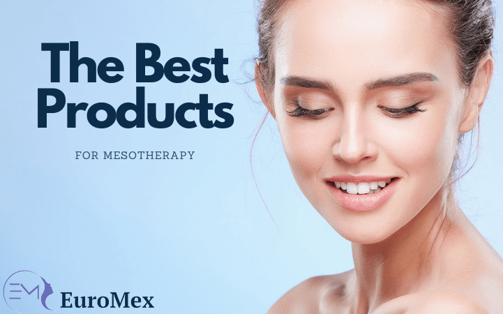 What are the best products in mesotherapy?