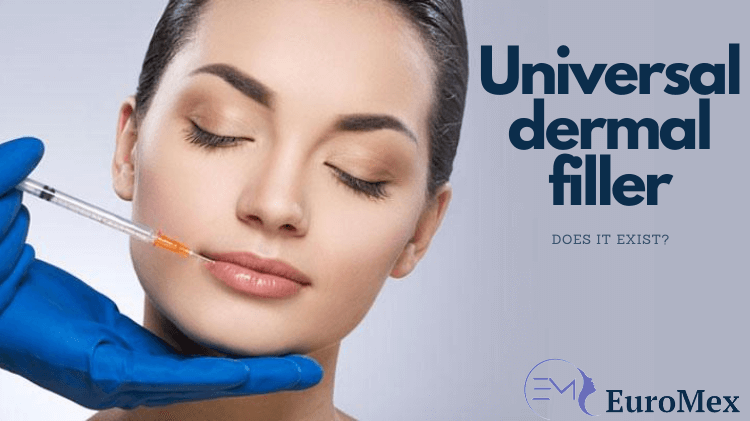 Universal dermal fillers for all areas: face, lips, and eyes