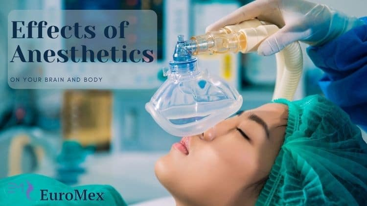 Effects of Anesthetics on Your Brain and Body