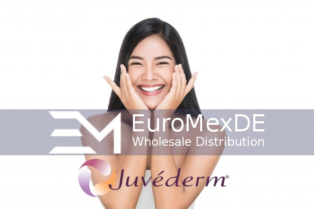 Juvederm on guard of beauty - EuroMex - Wholesale Distribution