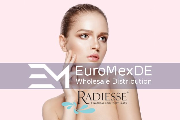 Radiesse fillers for empowering your beauty - EuroMex - Wholesale Distribution