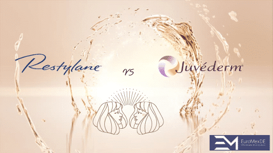 Restylane vs Juvederm