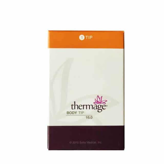 Thermage® 16.0cm² Body tip 400 REP
