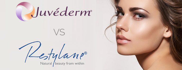 Juvederm vs Restylane
